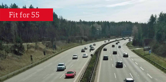 Autobahn Straßenverkehr